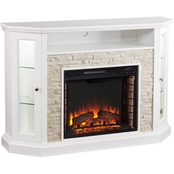 Southern Enterprises Redden Media Fireplace