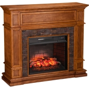 Southern Enterprises Belleview Fireplace Media Center