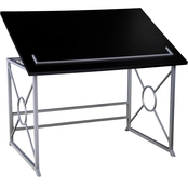Southern Enterprises Trenton Tilt-Top Drawing Table