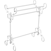 Southern Enterprises Lourdes Blanket Rack