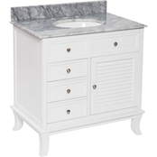 Southern Enterprises Wallingford Bath Vanity Console