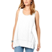 Style & Co. Petite Swing Tank Top