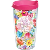 Tervis Tumbler Best Mom Ever Floral Tumbler 16 oz.