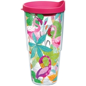 Tervis Tumbler Flamingo Fun 24 oz.