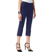 Alfani Cropped Straight Leg Pants