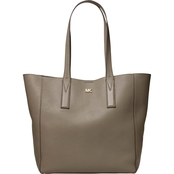 Michael Kors Junie Leather Large Tote