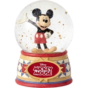 Enesco Disney Traditions Mickey Mouse Waterball