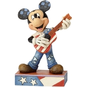 Enesco Disney Traditions Americana Mickey Mouse Figurine
