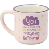 Enesco Our Name is Mud Mom is Magical Camper Mug