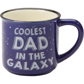 Enesco Our Name is Mud Coolest Dad Camper Mug