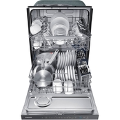 Samsung 24 in. Top Control Dishwasher with StormWash