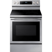 Samsung 5.9 cu. ft. Freestanding Electric Range with True Convection