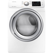 Samsung 7.5 cu. ft. Electric Front Load Dryer with Steam