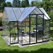 Palram Chalet 12 ft. x 10 ft. Greenhouse