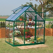 Palram Nature Hybrid 6 ft. x 4 ft. Greenhouse