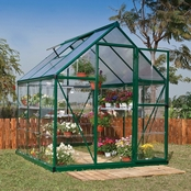 Palram Nature Hybrid 6 ft. x 6 ft. Greenhouse