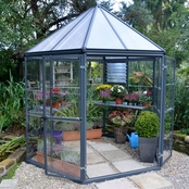 Palram Oasis Hex 7 x 8 Ft. Greenhouse