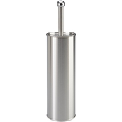 Bath Bliss Stainless Steel Toilet Brush and Holder Set