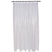 Bath Bliss Extra Long 72 x 84 in. Shower Liner