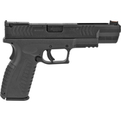 Springfield XDM 9mm 5.25 in. Barrel 10 Rnd 3 Mag Pistol Black