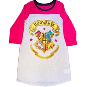 Warner Brothers Little Girls Harry Potter Hogwarts Nightgown