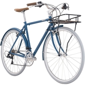 Raleigh Men's Port Townsend MD/55 Touring Bike