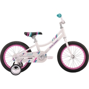 Raleigh Little Girls Jazzi 16 Bicycle