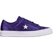 Converse Women's One Star Satin Court Athletic Shoes