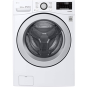 LG Ultra Capacity 4.5 Cu. Ft. Front Load Washer with WiFi Connectivity