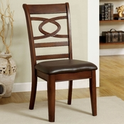 Furniture of America Carlton Dining Chair 2 pk.