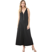 Kensie Stretchy Crepe Tees Jumpsuit