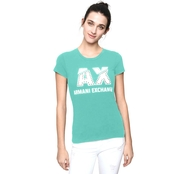 Armani Exchange Core AX Broken Logo Tee