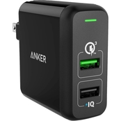 Anker PowerPort 2 Quick Charge USB Charger