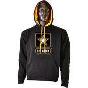 Gildan U.S. Army Two Tone Hooded Sweatshirt