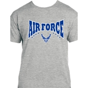 Gildan Air Force Heavyweight Cotton Tee