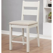 Furniture of America Glenfield Counter Chair 2 pk.