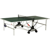 Kettler Stockholm GT Indoor Table Tennis Table, Green