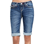 True Religion Knee Length Shorts
