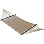 Algoma Tight Weave Soft Polyester Rope Hammock 13 ft.