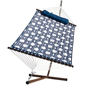 Algoma 11 ft. Quilted Hammock with Pillow