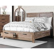 Furniture of America Wynton Queen Bed