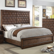 Furniture of America Eutropia Queen Bed