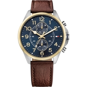 Tommy Hilfiger Men's Dean 46mm Watch 179127