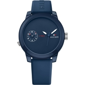 Tommy Hilfiger Men's Denim 40mm Watch 179132
