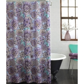 Ode To Geode Shower Curtain