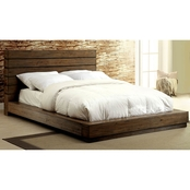 Furniture of America Coimbra Queen Bed