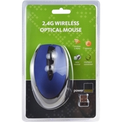 Powerzone 2.4G Wireless Optical Mouse