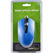 Powerzone Wired Optical Mouse