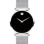 Movado Men's Stainless Steel Museum Classic Watch 607219