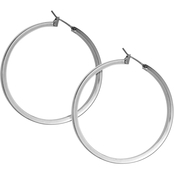 Guess Hoop Earrings with Stones